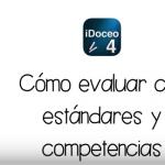 Evaluación de estándares, competencias, criterios de evaluación, indicadores de logro….